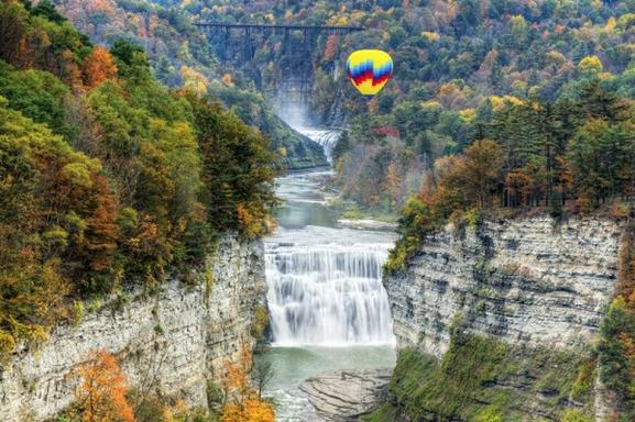2-Day Tour of Finger Lakes, Letchworth and Watkins Glen State Parks