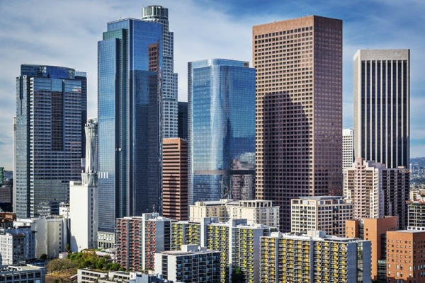 bus tours from los angeles:Los Angeles Downtown Architecture Tour
