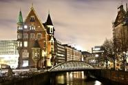 7-Day Northern Germany Tour: Hamburg - Rhine Valley - Berlin**Small Group from Frankfurt**