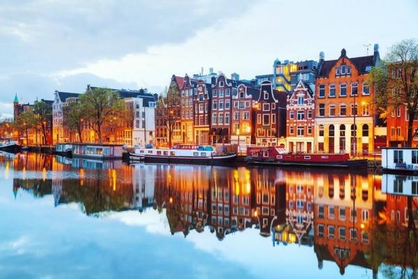 3-Day Western Europe Tour: Cologne - Amsterdam - Brussels