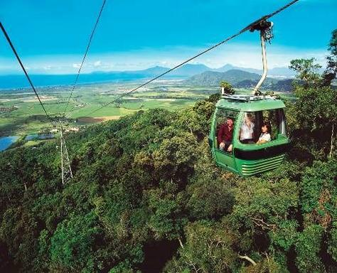 One-Day Tour to Kuranda