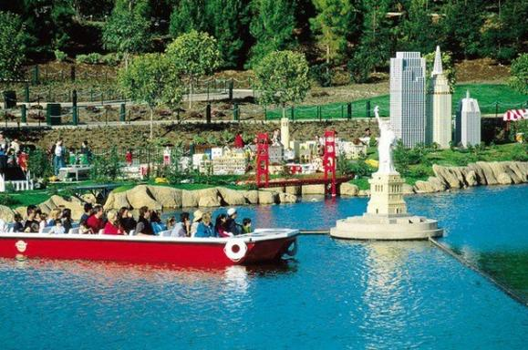 Trip to Legoland from Anaheim