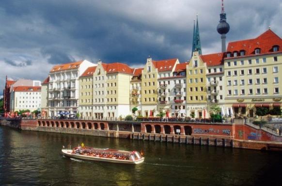 Berlin Hop-On Hop-Off Sightseeing