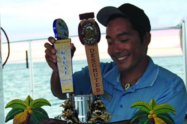 Hilton Sunset Cocktail Cruise