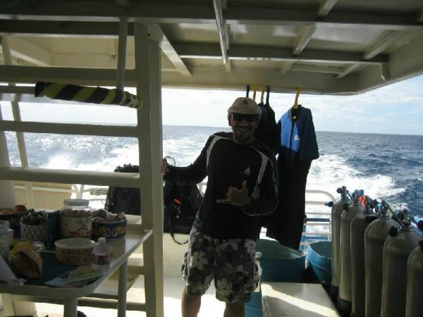 Scuba Diving in West Oahu