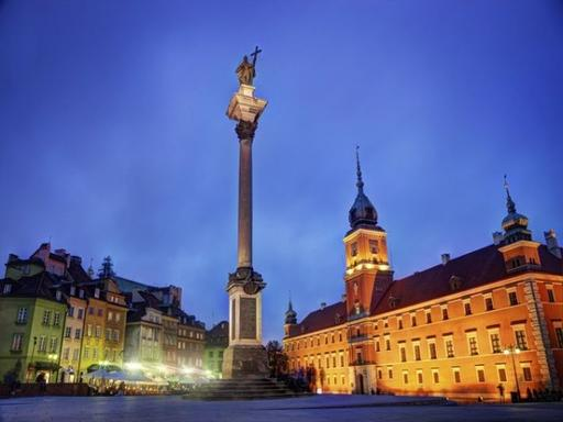 Warsaw Hop-On Hop-Off Sightseeing Tour