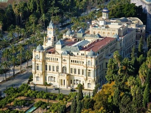 Malaga Hop-On Hop-Off Sightseeing