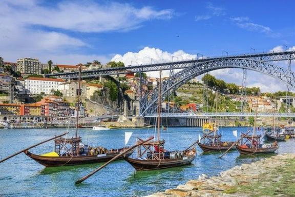Porto Hop-On Hop-Off Sightseeing