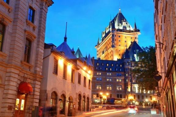 5-Day Bonjour French Canada Tour by Land and Rail