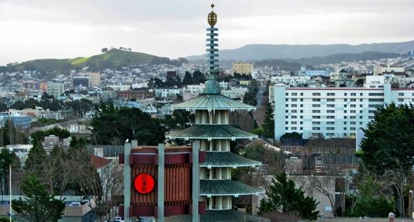 San Francisco Japantown Walking Tour