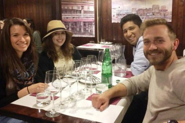 1.5-Hour Rome Wine Tour with Cheese Tasting
