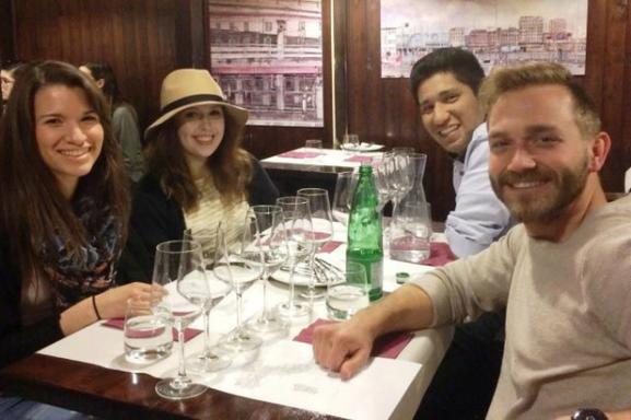 Wine & Cheese Tasting in Rome