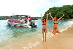 fort lauderdale boat tours:Huatulco Boat Tour