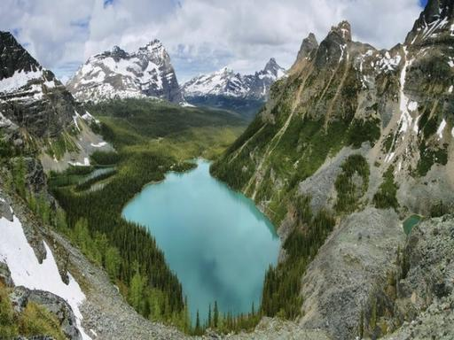 4-Day Canadian Rocky Mountain Summer Tour from Vancouver