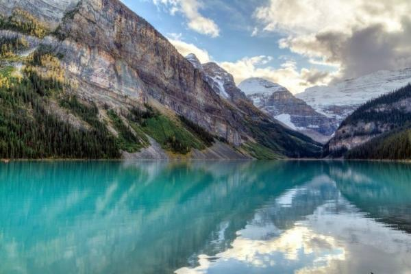 7-Day Canadian Rocky & Victoria Summer Tour Package