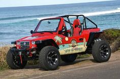 hawaii big island volcano tour from oahu:Gas Buggy Rental - 5-speed Manual Transmission