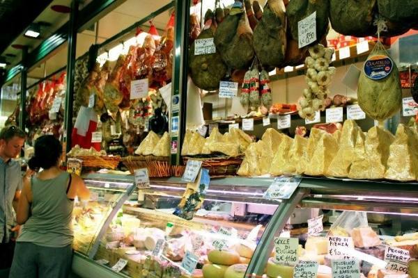 3.5-Hour Florence Food Tour