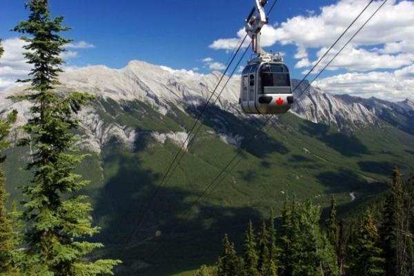 7-Day Canadian Rocky Mountain & Mt. Robson, Victoria Summer Tour Package