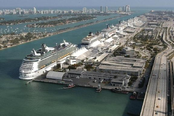1-Hr Deluxe Miami Helicopter Tour W/ Private Chauffeur