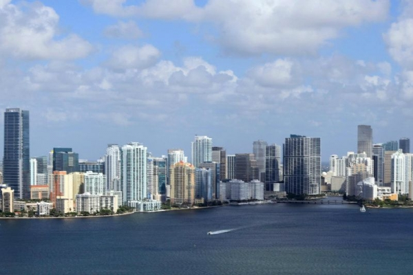 30 Minutes Miami Helicopter Blue Diamond Collection Tour with Private Chauffeur