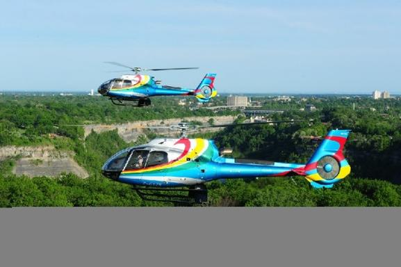 Niagara Falls Helicopter Tour (Canada Side)