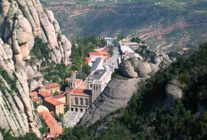 4-Hour Tour of Montserrat from Barcelona