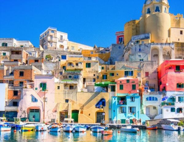 3-Day Sorrento, Capri, and Amalfi Coast Camping Holiday from Rome