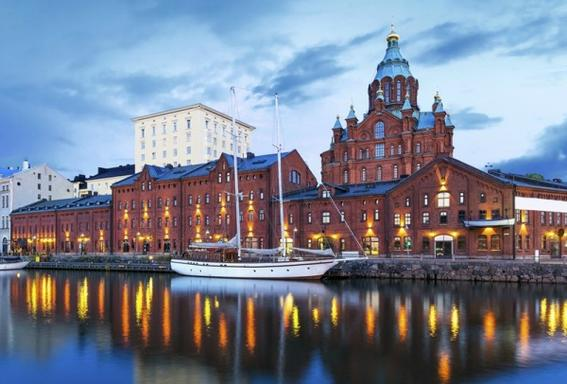 8-Day Scandi-Baltic Adventure Tour