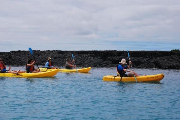 5-Day Galapagos Adventure Tour: Santa Cruz - Isabela
