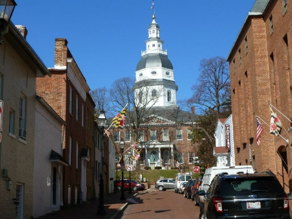 washington dc sightseeing:Downtown Annapolis Sightseeing Small Group Tour