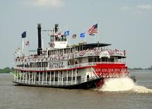 bus tours canada new england quebec:New Orleans Super City and Natchez Daytime Jazz Cruise Combination Tour