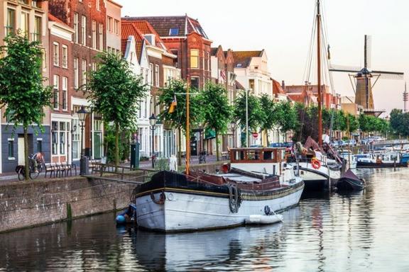 Rotterdam Hop-On Hop-Off Sightseeing