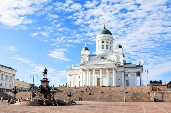 Helsinki Hop-On Hop-Off Sightseeing