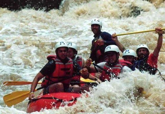 Huatulco Rafting Level 2 Tour