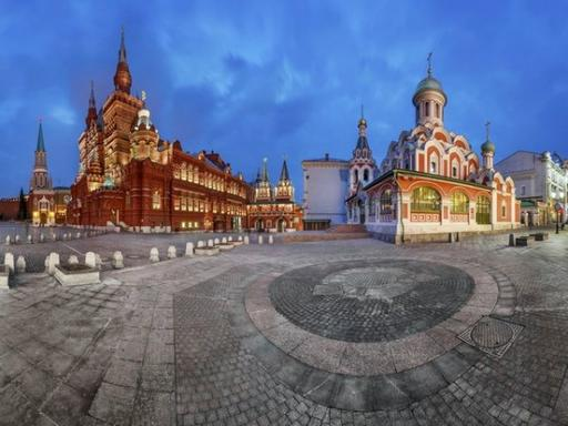 Moscow Hop-On Hop-Off Sightseeing