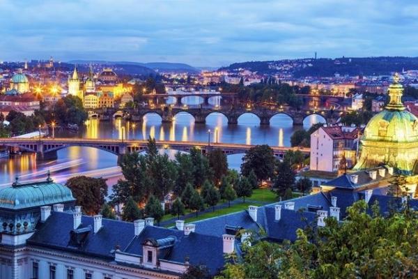 Prague Hop-On Hop-Off Sightseeing