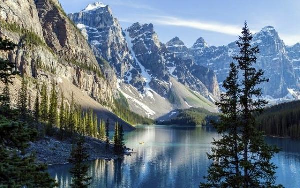 10-Day Vancouver, Mt. Robson, Lake Louise, Victoria, Chemainus and Whistler Tour Package