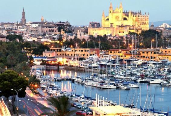 Palma de Mallorca Hop-On Hop-Off Sightseeing
