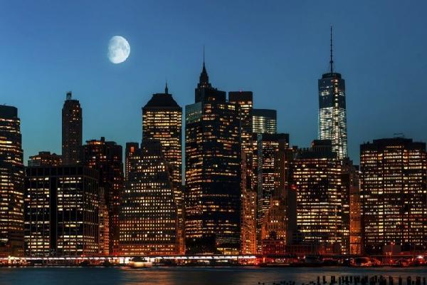New York City Lights Dinner Cruise