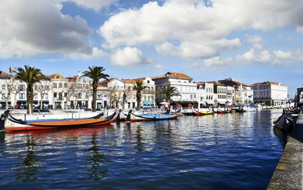 Aveiro Hop-On Hop-Off Sightseeing