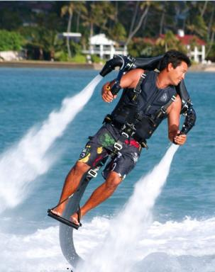 Hawaii Jet Pack Experience