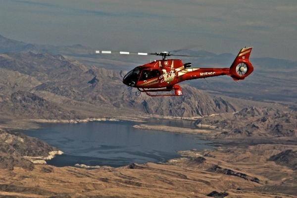 Grand Canyon West Rim Helicopter Tour with Skywalk