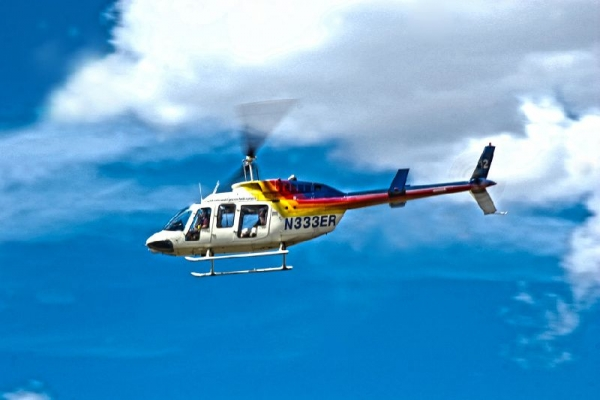 Grand Canyon North Rim Helicopter & Jeep Sunset Tour