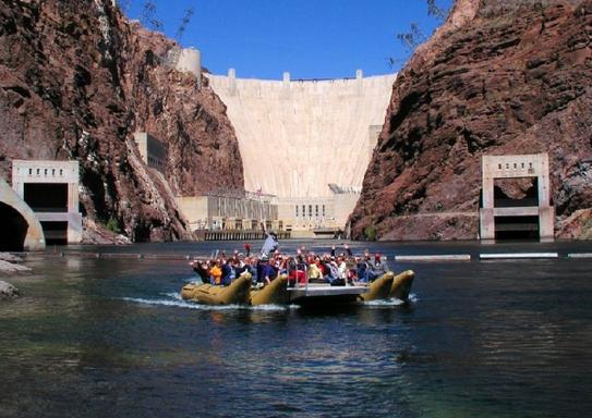Grand Celebration Tour with Black Canyon Rafting and Champagne Picnic