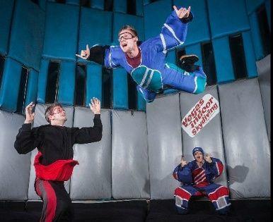 Vegas Indoor Skydiving Adventure