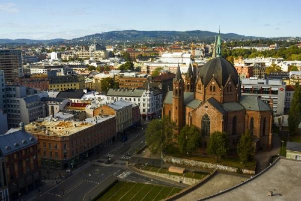 Oslo Hop-On Hop-Off Sightseeing
