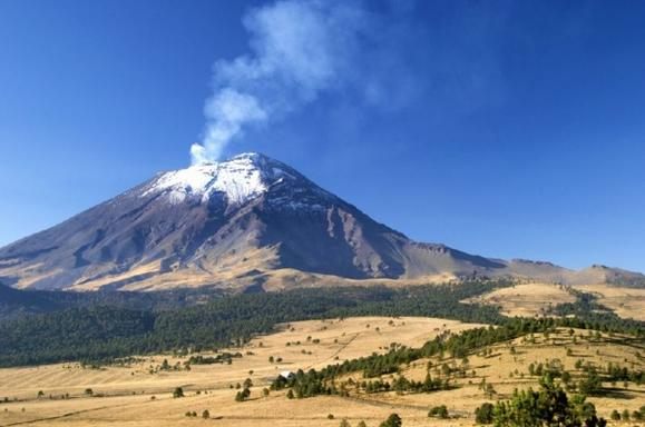Popocatepetl and Iztaccihuatl Volcanoes Mountain Climbing Tour
