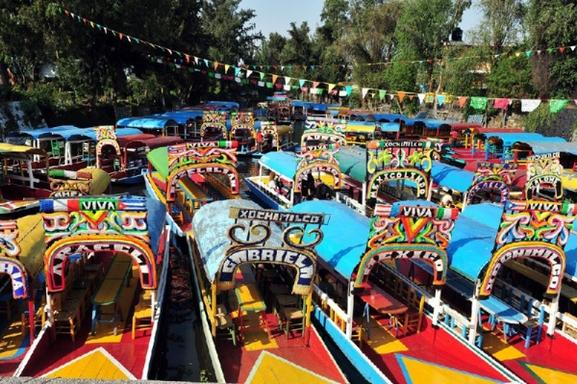 Xochimilco, Coyoacan, and Frida Kahlo Tour
