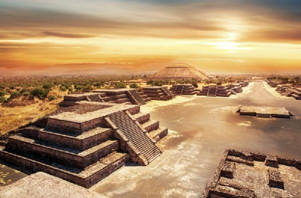 Teotihuacan Early Access Tour
