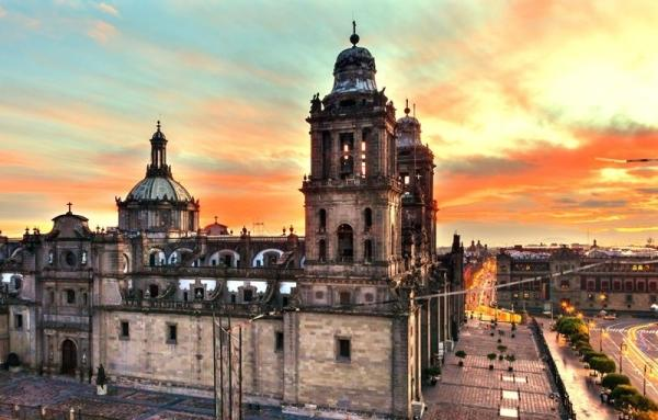 Mexico City Sightseeing Tour W/ Anthropology Museum